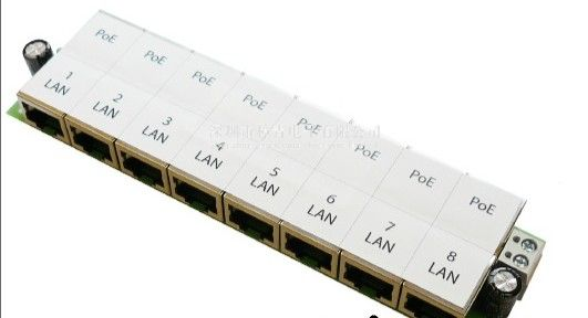 8port poe injector